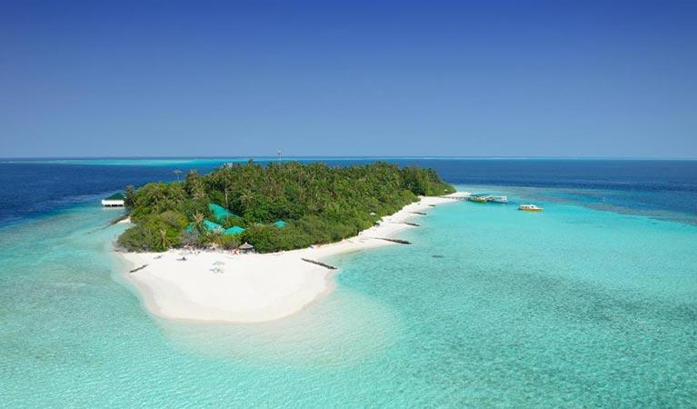 Sunrise Beach & Spa, Maldives