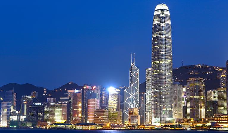 Hong Kong Packages